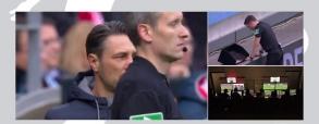 FSV Mainz 05 - Bayern Monachium