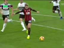 Fulham 0:3 AFC Bournemouth