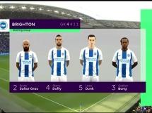 Brighton & Hove Albion 1:0 Wolverhampton