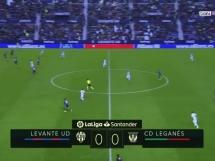 Levante UD 2:0 Leganes