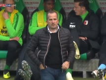 Hannover 96 1:2 Augsburg