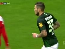 Fortuna Düsseldorf 0:3 VfL Wolfsburg