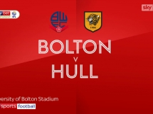 Bolton 0:1 Hull City