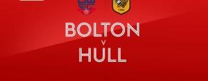 Bolton - Hull City