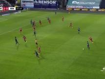 SV Zulte-Waregem 2:2 Excelsior Mouscron