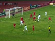 Jenisej 0:3 Lokomotiw Moskwa