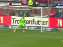 FC Nurnberg 1:1 Eintracht Frankfurt