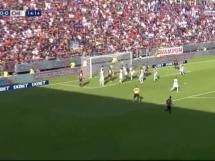 Cagliari 2:1 Chievo Verona
