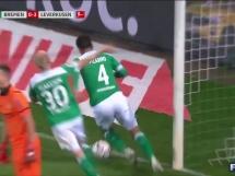 Werder Brema 2:6 Bayer Leverkusen