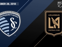 Kansas City 2:1 Los Angeles FC