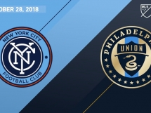 New York City FC 3:1 Philadelphia Union