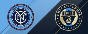 New York City FC - Philadelphia Union