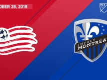 New England Revolution 1:0 Montreal Impact