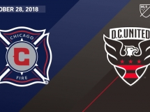 Chicago Fire 0:0 DC United