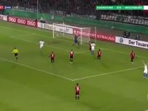 Hannover 96 0:2 VfL Wolfsburg