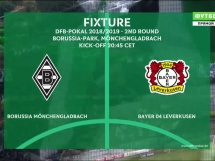 Borussia Monchengladbach 0:5 Bayer Leverkusen