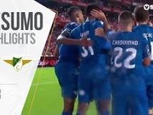 Benfica Lizbona 1:3 Moreirense