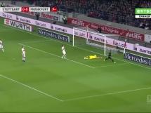 VfB Stuttgart 0:3 Eintracht Frankfurt
