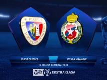 Piast Gliwice 2:0 Wisła Kraków