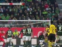 VfL Wolfsburg 0:1 Borussia Dortmund