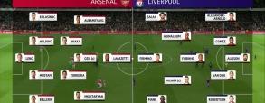 Arsenal Londyn - Liverpool
