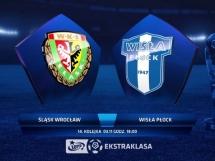 Śląsk Wrocław 0:3 Wisła Płock