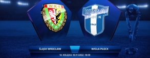 Śląsk Wrocław - Wisła Płock