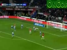 AZ Alkmaar 1:0 De Graafschap