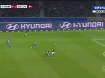 Hertha Berlin 0:3 RB Lipsk