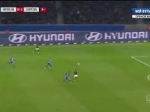 Hertha Berlin 0:3 RB Lipsk