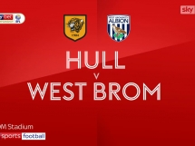 Hull City 1:0 West Bromwich Albion
