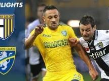 Parma 0:0 Frosinone