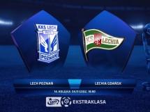Lech Poznań 0:1 Lechia Gdańsk