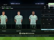 Betis Sewilla 3:3 Celta Vigo