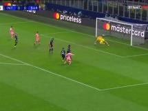Inter Mediolan 1:1 FC Barcelona
