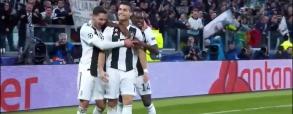 Co za trafienie! Cudowny gol Ronaldo!