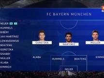 Bayern Monachium 2:0 AEK Ateny