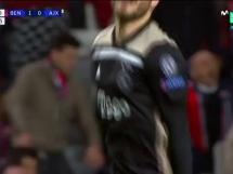 Benfica Lizbona 1:1 Ajax Amsterdam