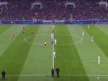 CSKA Moskwa 1:2 AS Roma