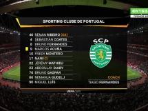Arsenal Londyn 0:0 Sporting Lizbona