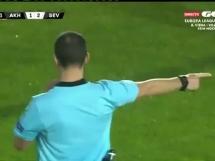Akhisar Belediye 2:3 Sevilla FC