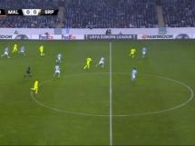 Malmo FF 1:1 Sarpsborg 08