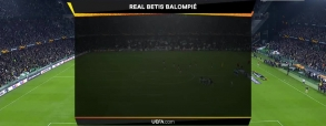 Betis Sewilla - AC Milan