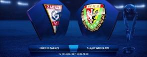 Górnik Zabrze - Śląsk Wrocław