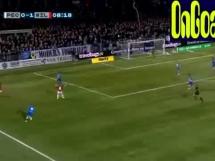 PEC Zwolle 2:3 Willem II
