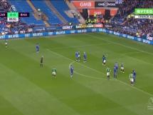 Cardiff City 1:2 Brighton & Hove Albion