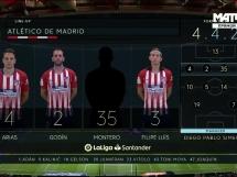 Atletico Madryt 3:2 Athletic Bilbao