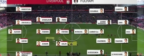 Liverpool 2:0 Fulham