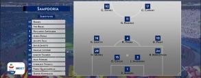 AS Roma 4:1 Sampdoria