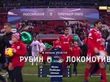 Rubin Kazan 0:0 Lokomotiw Moskwa
